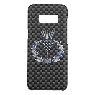 Scottish Thistle Decor on a Case-Mate Samsung Galaxy S8 Case