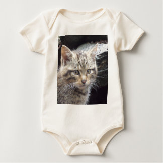 Scottish Wildcat Baby Bodysuit