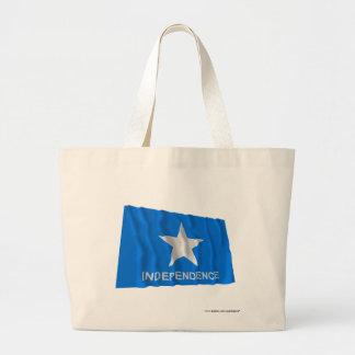 Scott's Independence Flag Canvas Bag