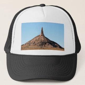 Scottsbluff Nebraska Chimney Rock Spire Trucker Hat