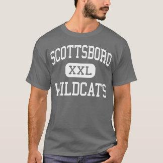 Scottsboro - Wildcats - High - Scottsboro Alabama T-Shirt