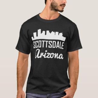 Scottsdale Arizona Skyline T-Shirt