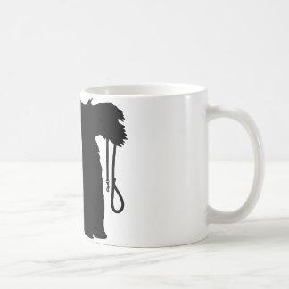 Scotty Dog and Leash Coffee Mug
