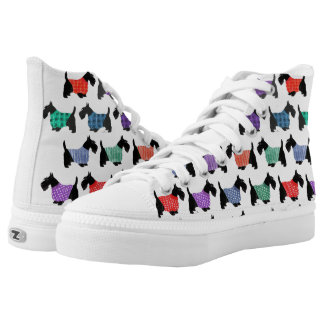 Scotty Dogs and More Scotty Dogs High Tops