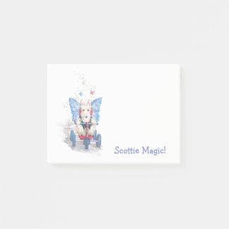 Scotty Magic Sticky Notes