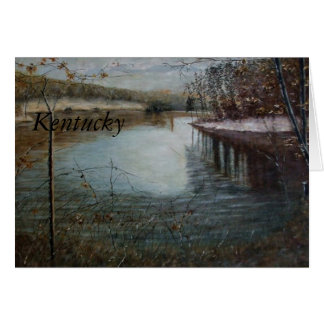 SCOTTY'S RETREAT KENTUCKY  GREETING CARD