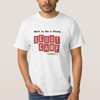 Scout Camp: The Movie T-Shirt