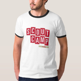 Scout Camp: The Movie Tee Shirt