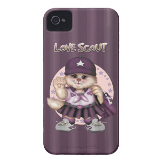 SCOUT CAT GIRL iPhone iPhone 4 iPhone 4 Cover