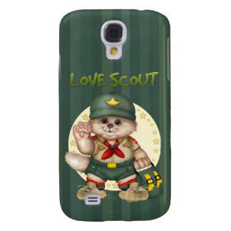 SCOUT CAT Samsung Galaxy S4 Samsung Galaxy S4 Cover