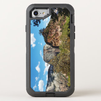 Scout Lookout Zion National Park Utah OtterBox Defender iPhone 8/7 Case