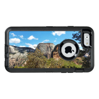 Scout Lookout Zion National Park Utah OtterBox Defender iPhone Case