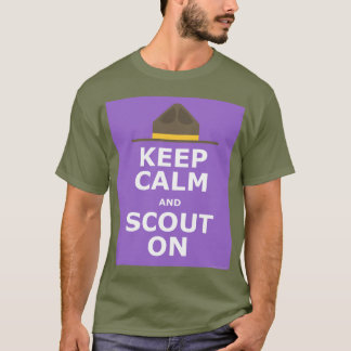 Scout on! T-Shirt