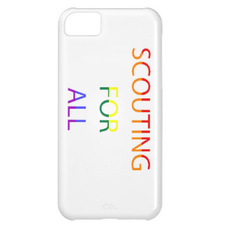 Scouting for All Iphone cass iPhone 5C Case