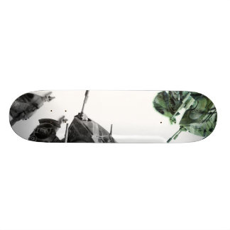 Scouts Custom Skate Board