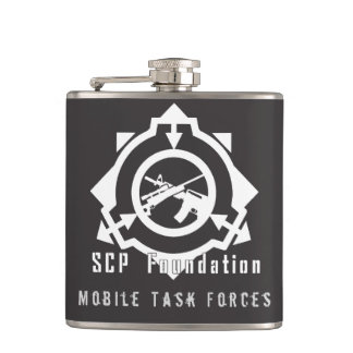SCP Foundation: Mobile Task Forces's item [SCP] Hip Flask