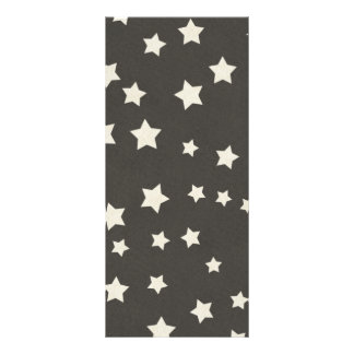 SCP SPACE STARS CARTOON BLACK WHITE BACKGROUNDS PA RACK CARD