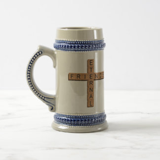 Scrable Cross Coffee Mug