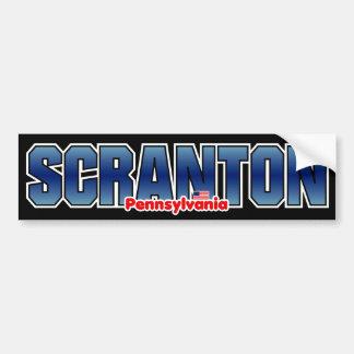 Scranton Bumper Bumper Sticker