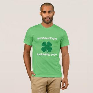 SCRANTON PARADE DAY 2017 T-Shirt