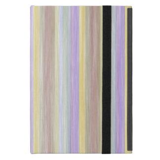 scrap book pastel colors style design iPad mini cover