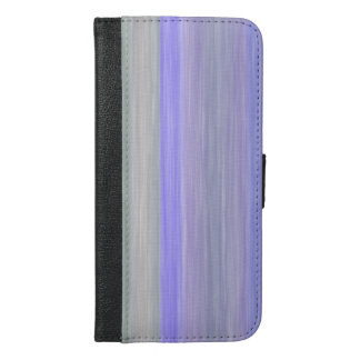 scrap book pastel colors style design iPhone 6/6s plus wallet case