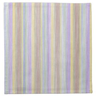 scrap book pastel colors style design napkin
