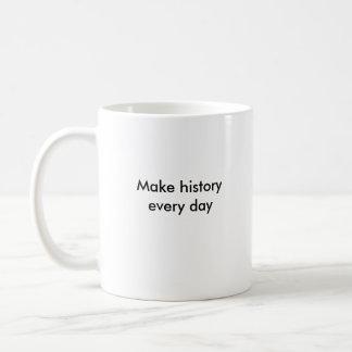 Scrap coffee mug