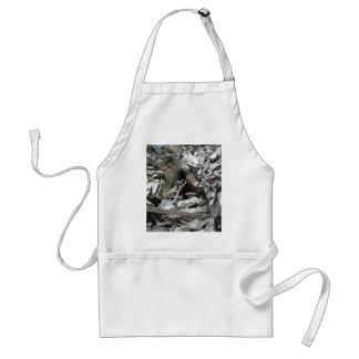 scrap metal standard apron