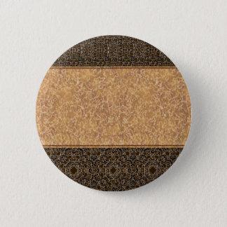 scrapbook #2 6 cm round badge