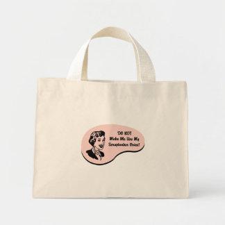 Scrapbooker Voice Mini Tote Bag