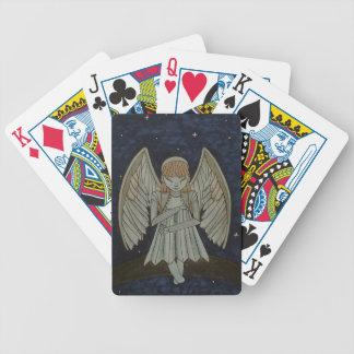 scrapyard angel poker deck