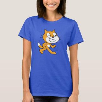 Scratch Cat Shirt (Womens)