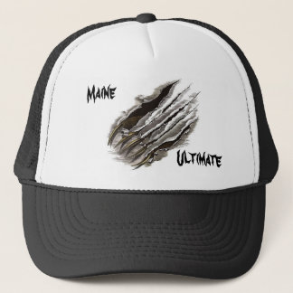 scratch, Maine, Ultimate Trucker Hat