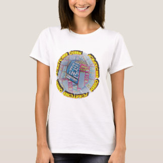 Scratcher Queen Lottery Shirt