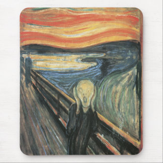 Scream 1 mouse pad