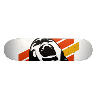 Scream 21.6 Cm Skateboard Deck