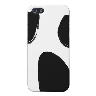 Scream Face Cell Phone Case iPhone 5 Cover