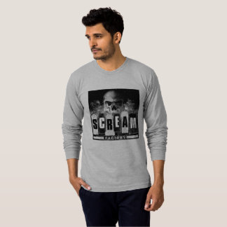 Scream Factory Long Sleeve Shirt