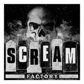 Scream Factory Poster