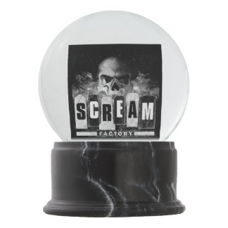 Scream Factory Snow Globe