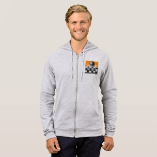 Scream Factory Zip Hoodie (Heather Grey)
