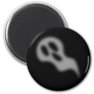 Scream Ghost Fridge Magnet
