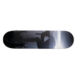 Scream it out! 21.3 cm mini skateboard deck