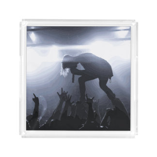 Scream it out! acrylic tray