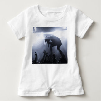Scream it out! baby bodysuit