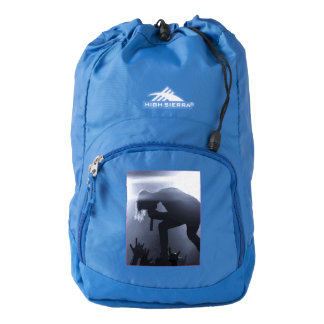 Scream it out! backpack