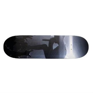 Scream it out! custom skate board