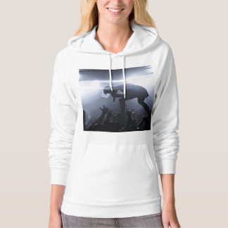 Scream it out! hoodie
