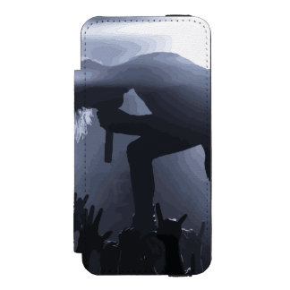 Scream it out! incipio watson™ iPhone 5 wallet case